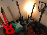 Guitars for sale individual or job lot