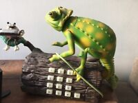 Karma Chameleon Phone - sings the song by culture club / boy george -also has normal ring