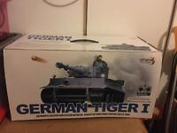 Model German tiger 1 tank for sale