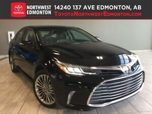2016 Toyota Avalon Limited | H/C Seat | Nav | Leather | Rear Cli