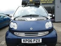 SMART FORTWO (silver) 2006