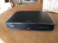 Virginmedia VHD Cable TV Box