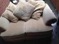 Sofa country cottage style