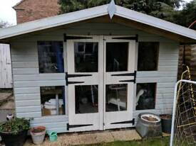 Summerhouse/garden office