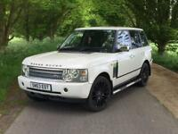 2003 l322 Range Rover 4.4 v8 not sport