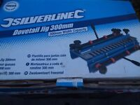 silverline 300mm dovetail jig