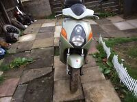 Honda 125cc nes