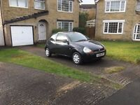 2005 Ford Ka 1.3 Collection Edition**Low Mileage* Long Mot** Cheap Runabout**