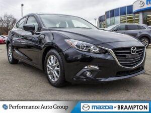 2015 Mazda MAZDA3 SPORT GS. CAMERA. ROOF. BLUETOOTH. ALLOYS. KEY