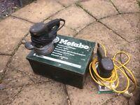 Metabo sander sanders 240v