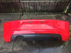 Seat leon cupra R rear bumper in MINT condition