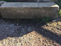 Concrete blocks for sale reclamation