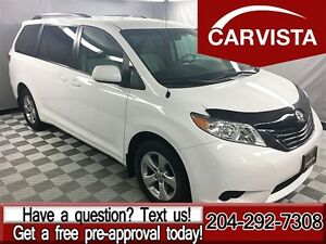 2013 Toyota Sienna LE 7 Pass -DVD-