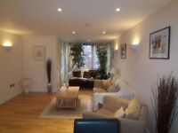 WOW! TWO BEDROOMS,FULLY FURNISHED WITH PRIVATE BALCONY IN KINTYRE HOUSE, COLD HARBOUR, CANAY WHARF