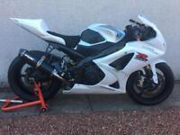 SUZUKI GSXR 1000 2009 PX/SWAP track/road bike V5