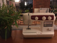 Brother PX-100 Electric Sewing Machine with manual