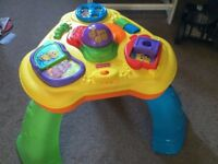 Fisher Price Light and Sound Activity Play Table - Scarcroft, Leeds