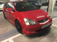 2004 honda civic type r ep3 69 k mls 1 prev owner a car for collectors not for kids bargain see pics