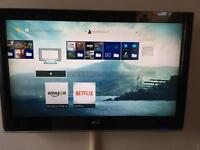 "37"" LG 1080p HD tv great condition"