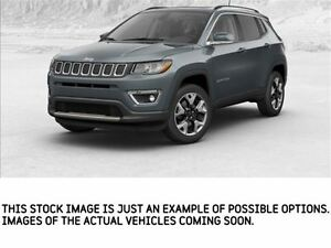 2017 Jeep Compass NewCarLimited|4x4|NavigationPackage|LeatherSea
