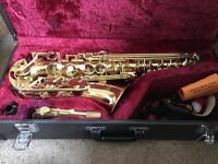 Yamaha Yas 25 Saxophone