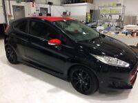 Ford Fiesta Black Edition Eco Boost