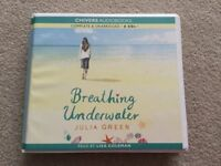 Breathing Underrwater By Julia Green Chivers Audio Books 6 CD's
