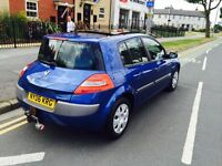 Hi for sale 06 plat Renault Megan 1.6 engine nice family car run and drive perfect all electric work