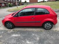 57 plate ford fiesta style 1.25