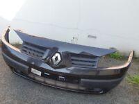 Renault front bumper