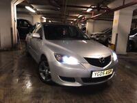 Mazda 3 sport for sale, low mileage.