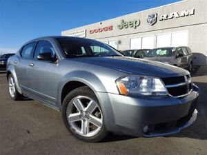 2010 Dodge Avenger SXT--Bluetooth, Heated Seats--High River Albe