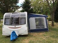 Unused caravan Awning for sale.