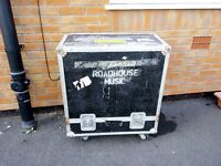 """4x12"""" Guitar or Bass Cabinet Flight Case"""