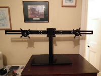 Ergotron Triple Monitor Display Stand