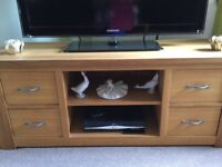 "Tv stand /unit from next ""Cambridge"" range"