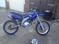 125cc 4 stroke dirt bike XPS