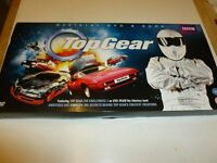 TOP GEAR Unopened DVD's with book and Board Game