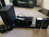 Samsung Blu Ray Home Surround System