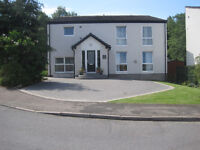 Spend the OCTOBER HOLIDAYS in the Highlands - self catering accomodation sleeping upto 8 people