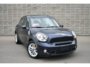 2014 MINI Cooper Countryman ALL4 S | Navigation | Lounge Leather