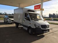 ebbfdc602c33de NO VAT 2014 Mercedes-Benz Sprinter 313 CDI Automatic Refrigerated Fridge  Box Van