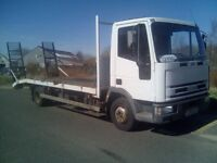 Iveco Recovery Truck, Car Transporter