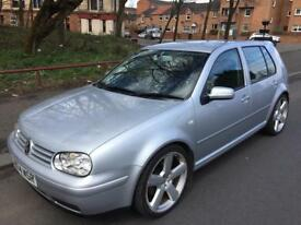 Vw Golf 2.8 4Motion sale/swap