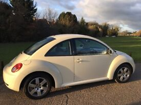 Excellent condition rare beige hatchback Beetle