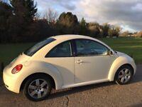 Excellent condition rare beige hatchback Beetle