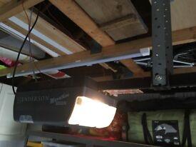Henderson electric garage door opener