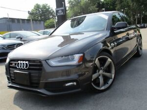 2014 Audi S4 3.0T QTRO PROGRESSIV~6 SPEED MANUAL~NAVI !!