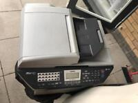 100% working All in 1 office Printer Fax Scan & photo Copy Machine by Brother Cheap MFC 8860DN