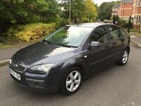 FORD FOCUS 1.8 TDCI 5 DOORS,8 MONTHS MOT,SERVICE HISTORY,LOW MILEAGE.